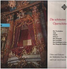 Giuseppe Verdi - Die Schönsten Opernchöre