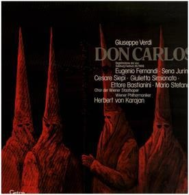 Giuseppe Verdi - Don Carlos