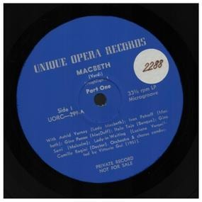 Giuseppe Verdi - Macbeth (Highlights)