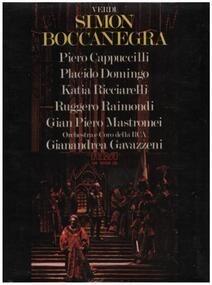 Giuseppe Verdi - Simon Boccanegra