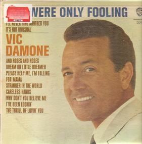 Vic Damone - You Were Only Fooling