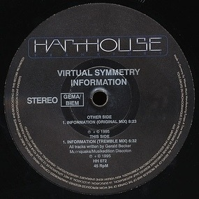 Virtual Symmetry - Information