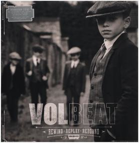 Volbeat - Rewind,Replay,Rebound (inkl. Mp3 Code)