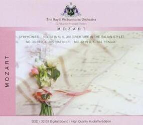 Wolfgang Amadeus Mozart - Sinfonien