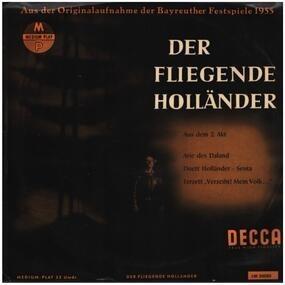 Richard Wagner - Der Fliegende Holländer (Aus dem 2. Akt)