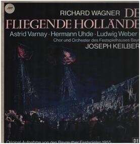 Richard Wagner - Der fliegendre Holländer