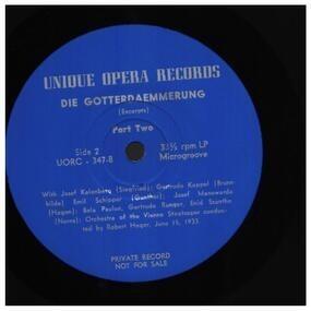 Richard Wagner - Die Götterdämmerung, Die Walküre