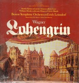 Richard Wagner - Lohengrin Complete