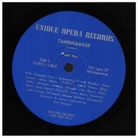 Richard Wagner - Tannhauser (Paul Breisach)
