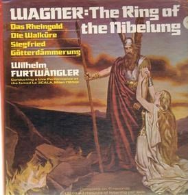 Richard Wagner - The Ring Of The Nibelung