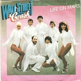 Wall Street Crash - Life On Mars
