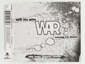 War - Spill The Wine (1996 Junior Vasquez Remixes)