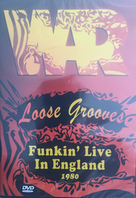 War - Loose Grooves - Funkin' Live In England 1980