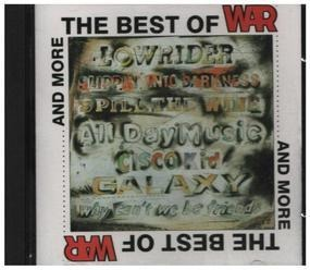 War - The Best Of War… And More
