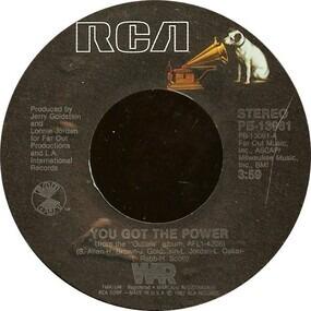 War - You Got The Power / Cinco De Mayo