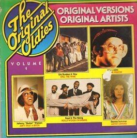 War - The Original Oldies - Volume 1