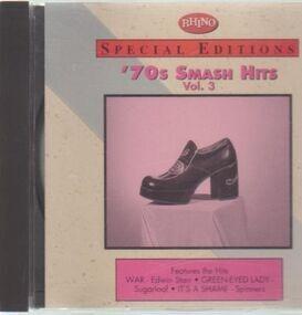 War - '70s Smash Hits Vol.3