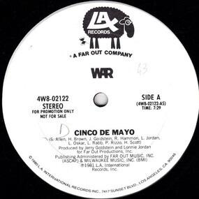 War - Cinco De Mayo