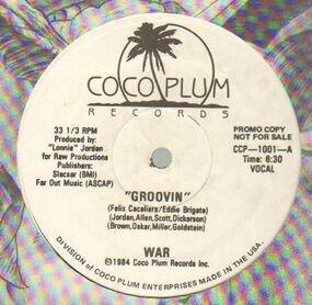War - Groovin