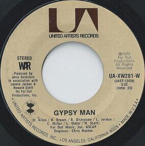 War - Gypsy Man