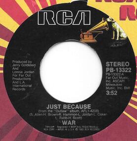 War - Just Because / The Jungle (Medley) Part 1