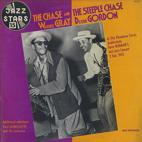 Wardell Gray - The Chase and the Steeplechase