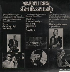 Wardell Gray - Wardell Gray And Friends