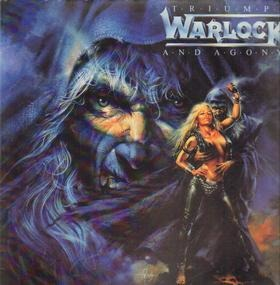 Warlock - Triumph And Agony
