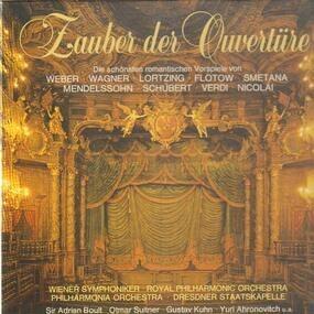 Giuseppe Verdi - Zauber Der Ouvertüre
