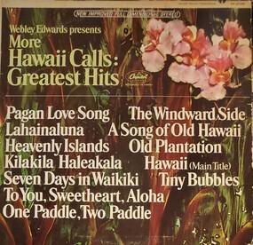 Webley Edwards - More Hawaii Calls: Greatest Hits