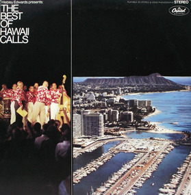 Webley Edwards - The Best Of Hawaii Calls