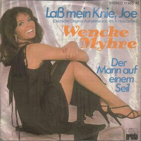 Wencke Myhre - Laß Mein Knie, Joe