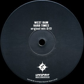 WestBam - Hard Times
