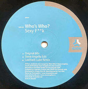 Who's Who - Sexy Fk
