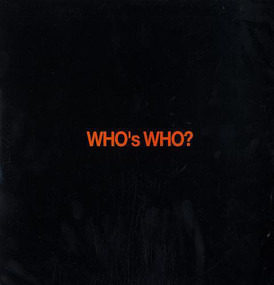 Who's Who - What's What EP