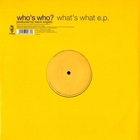 Who's Who - What's What E.P.