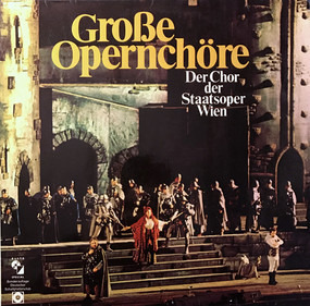 Richard Wagner - Große Opernchöre