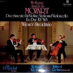 Wolfgang Amadeus Mozart - Divertimento Für Violine, Viola Und Violoncello Es-Dur KV 563