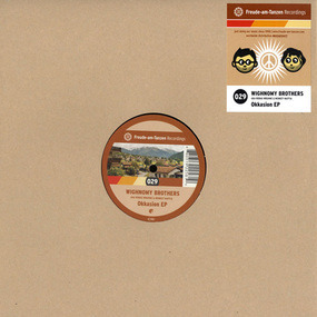 WIGHNOMY BROS. - OKKASION EP