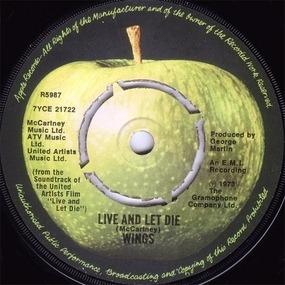 Paul McCartney & Wings - Live and Let Die / I Lie Around