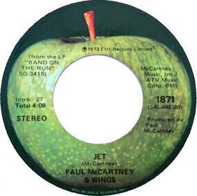 Paul McCartney & Wings - Jet