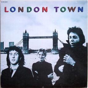 Paul McCartney & Wings - London Town