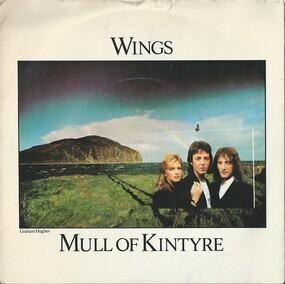 Paul McCartney & Wings - Mull Of Kintyre / Girls School