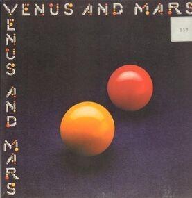Paul McCartney & Wings - Venus And Mars