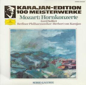 Wolfgang Amadeus Mozart - Hornkonzerte