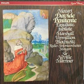 Wolfgang Amadeus Mozart - DAVIDE PENITENTE