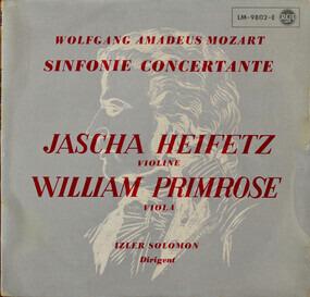 Wolfgang Amadeus Mozart - Symphonie Concertante In E-FLat, K.364