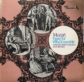 Wolfgang Amadeus Mozart - 'Figaro' For Wind Ensemble