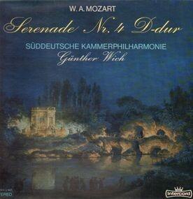 Wolfgang Amadeus Mozart - Serenade Nr. 4 D-dur