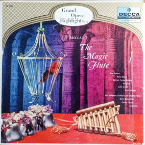 Wolfgang Amadeus Mozart - The Magic Flute